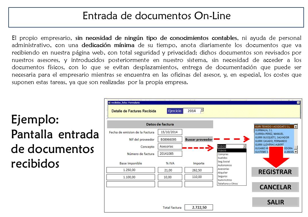 contabilidad estimación directa