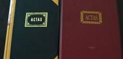 Se bloquea la legalización telemática de los libros de actas